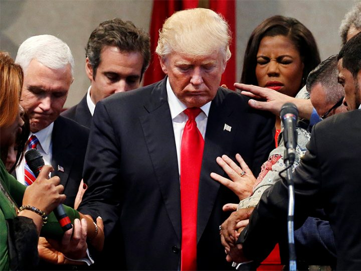 The Evangelical Bargain